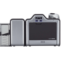 Fargo Connect Enabled HDP5000 Double Sided Printer