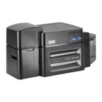 Fargo Connect Enabled DTC1500 Single-Sided Printer w HID Prox
