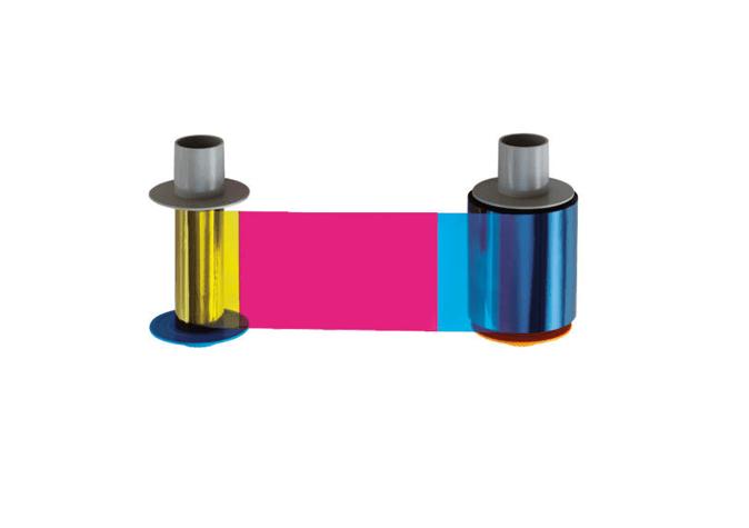Fargo HDP8500 YMCFK Full Color Ribbon