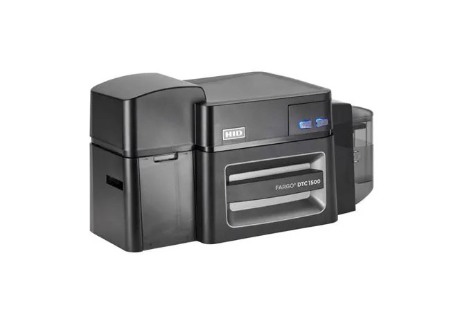 Fargo HDP5000 SS Printer w ISO Mag Stripe and 5127 Encoder