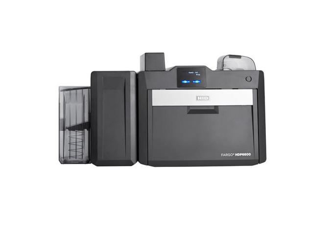 Fargo HDP6600 DS Printer Card Flattener Module
