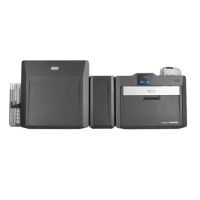 Fargo Connect Enabled HDP6600 DS Printer w Single Lam and USB