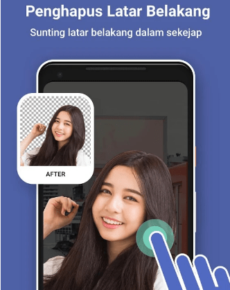 aplikasi edit foto untuk android photo grid