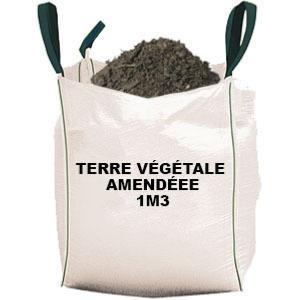 Big Bag Terre Vegetale Jardiland : terre, vegetale, jardiland, Terre, Végétale, Amendée, Terreau