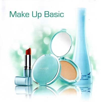 Tips Mengaplikasikan Produk Wardah Kosmetik