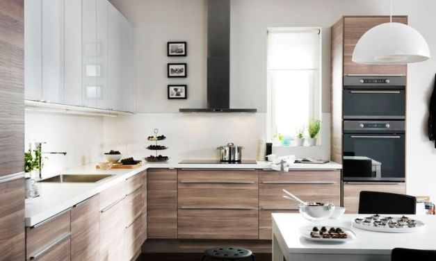 Tips Mudah Menata Dapur Yang Bersih Dan Sehat