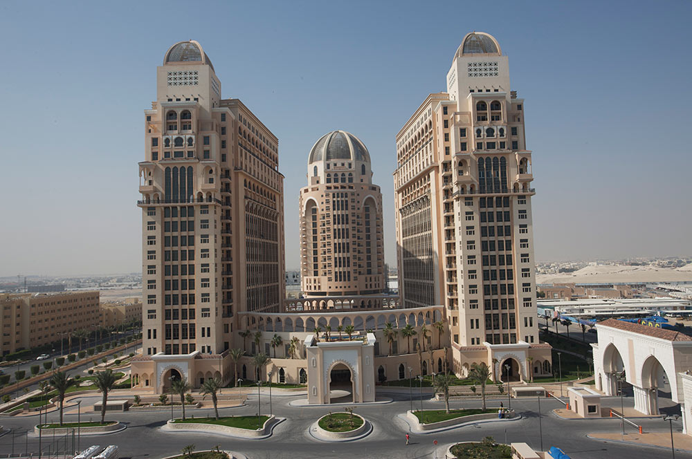 AL GASSAR RESORT AND ST REGIS DOHA IDC
