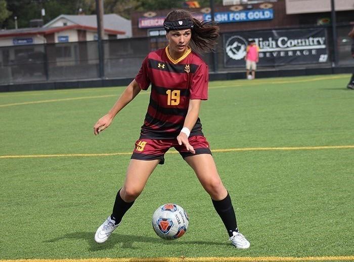 2017 Colorado Mesa University Womens Soccer Elite Camp