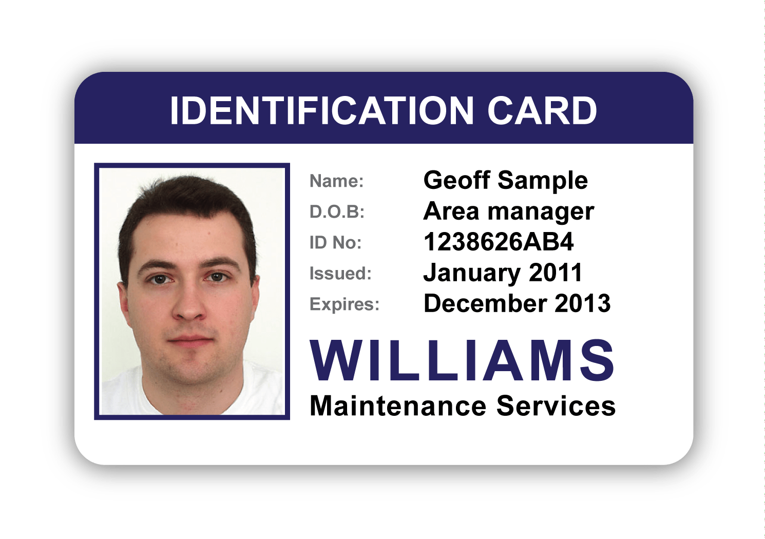 photo id badges for employees