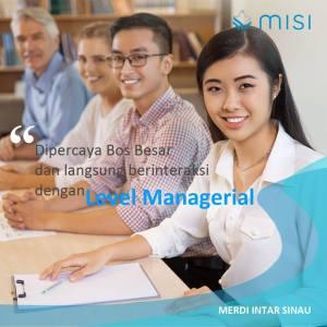 Pelatihan Sekretaris Bersama Misi Id