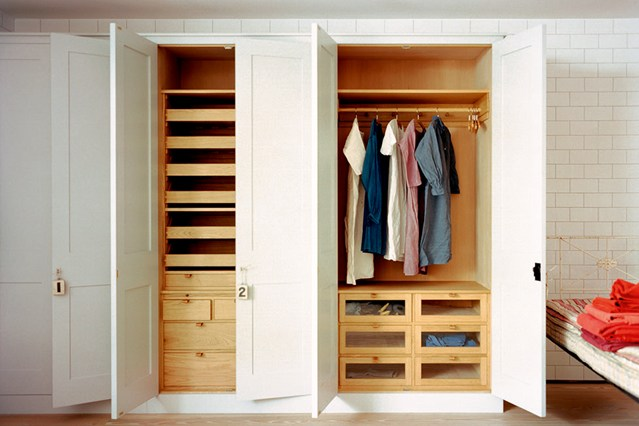 desain lemari pakaian