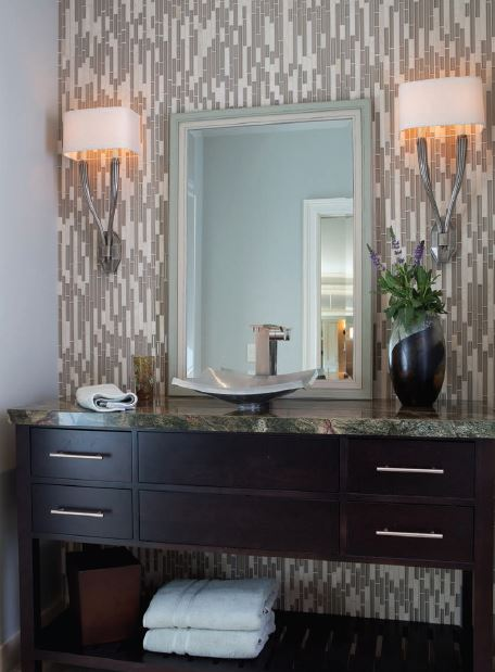 Custom Bathroom Vanities by Shiloh  Interior Design