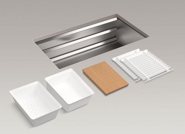 kohler kitchen sink accessories craftsman hardware the prolific by interior design center of st