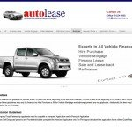 Autolease Website