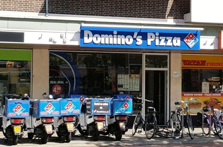 makanan halal di Delft