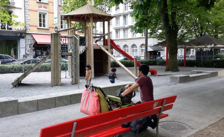 lokasi wisata gratis di Luzern