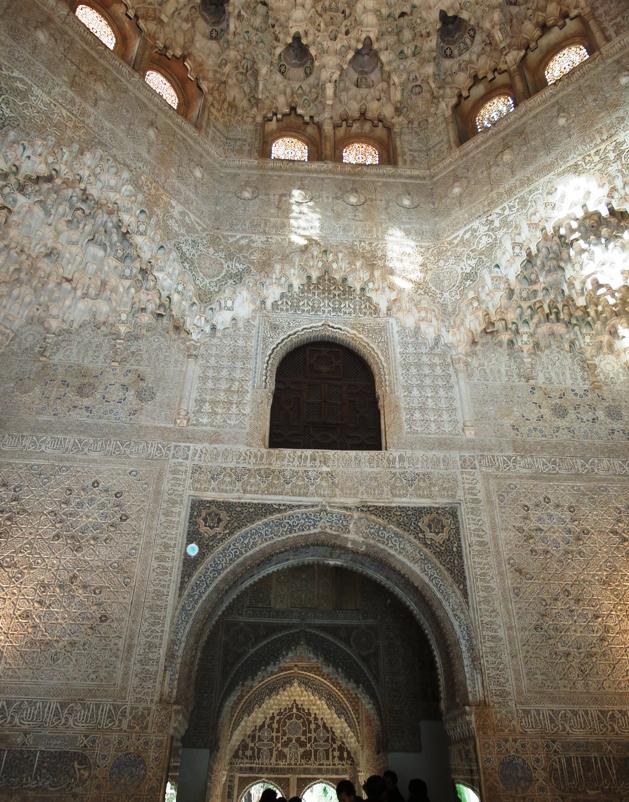 Alhambra sejarah islam di eropa