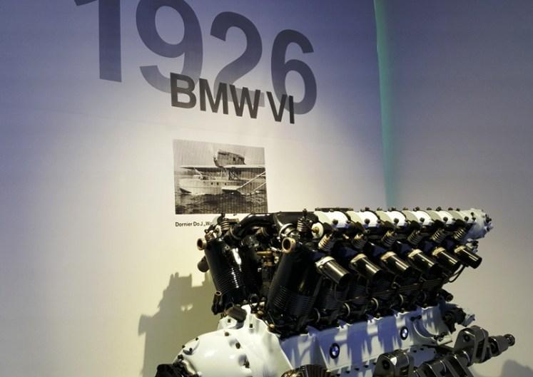 teknologi jerman di bmw museum munich