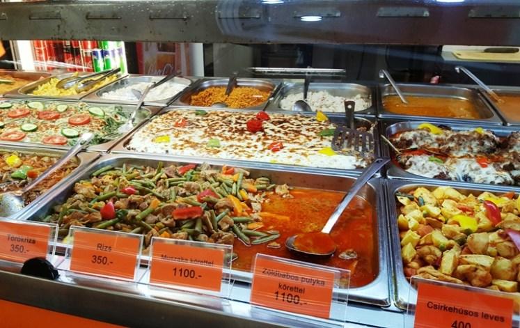 budapest food