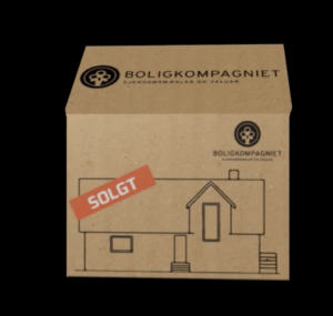 boligkompagniets flotte pop-up cube