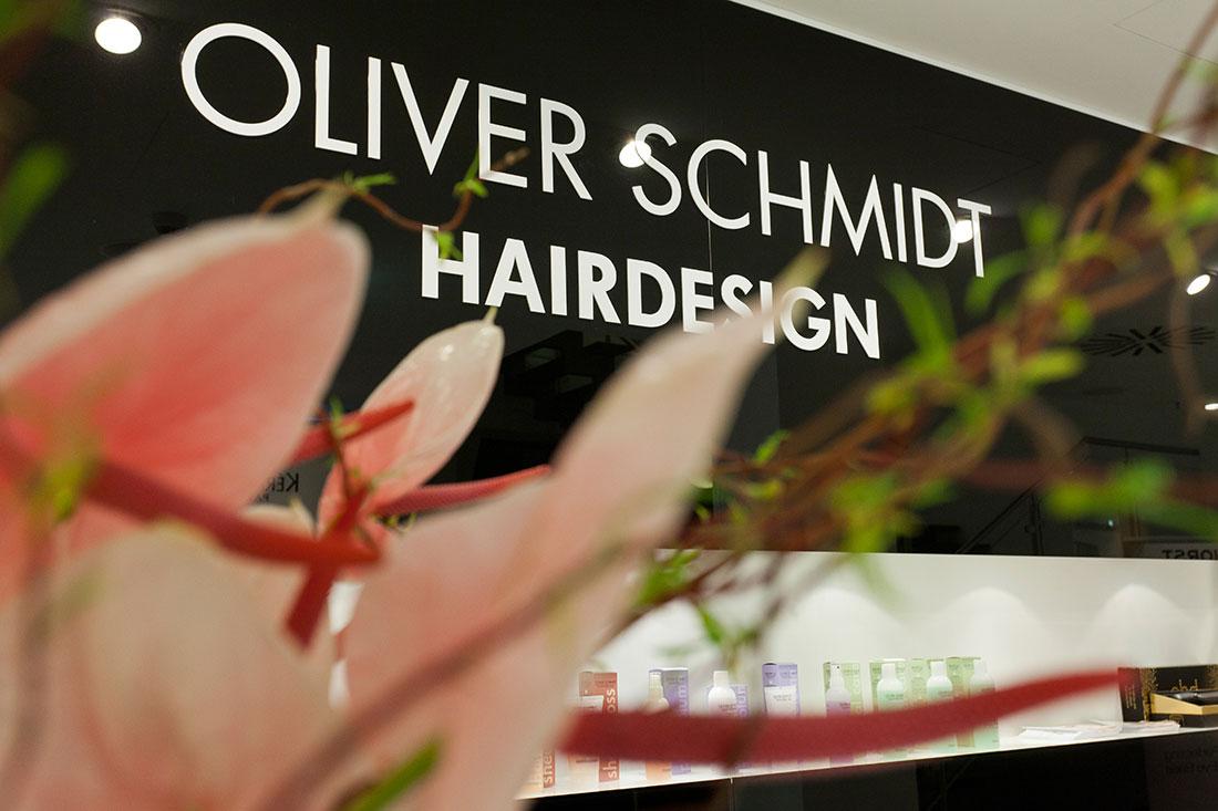 Friseureinrichtung, Friseurbedarf, Friseurstuhl, Friseur Rezeption, Oliver Schmidt