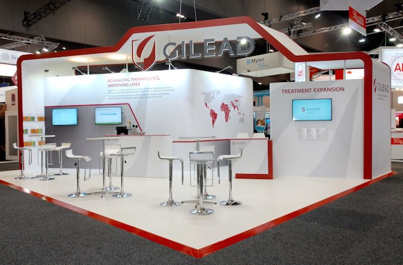 Gilead Exhibit by Idea International, Inc.