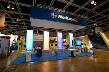Medtronic Exhibit - An international collaboration between Idea International, Inc. and Group Delphi - Hong Kong 2013