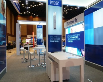Medtronic Exhibit - An international collaboration between Idea International, Inc. and Group Delphi - India