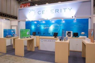 Celerity Exhibit at Semicon Japan by Idea International, Inc.