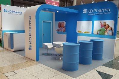KD Parma exhibit at INTEX Japan by Idea International, Inc.