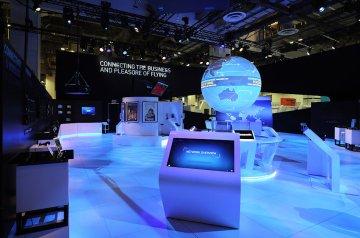 Panasonic Exhibit at Apex Singapore by Idea International, Inc. #1