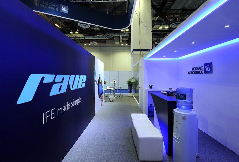 RAVE Exhibit at APEX Singapore by Idea International, Inc.