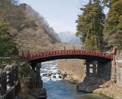 二荒山神社の神橋