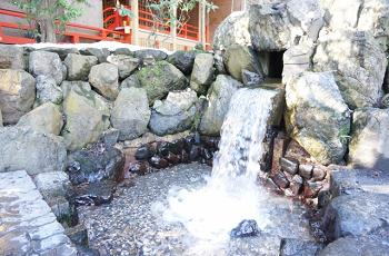 椿大神社・かなえ滝
