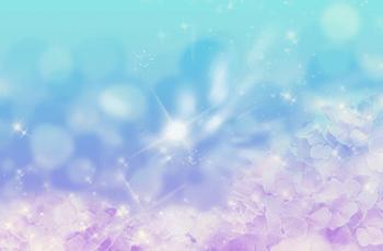 雨と紫陽花の花