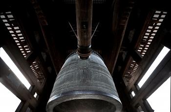 鐘撞き堂の鐘