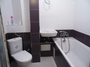 Укладка кафельной плитки в туалете и ванной Челябинск