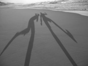 Shadows in the sand Photographer': ''thesaint'' a.k.a Matthew Bowden
