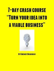 7-day crash course
