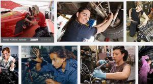 Women mechanics