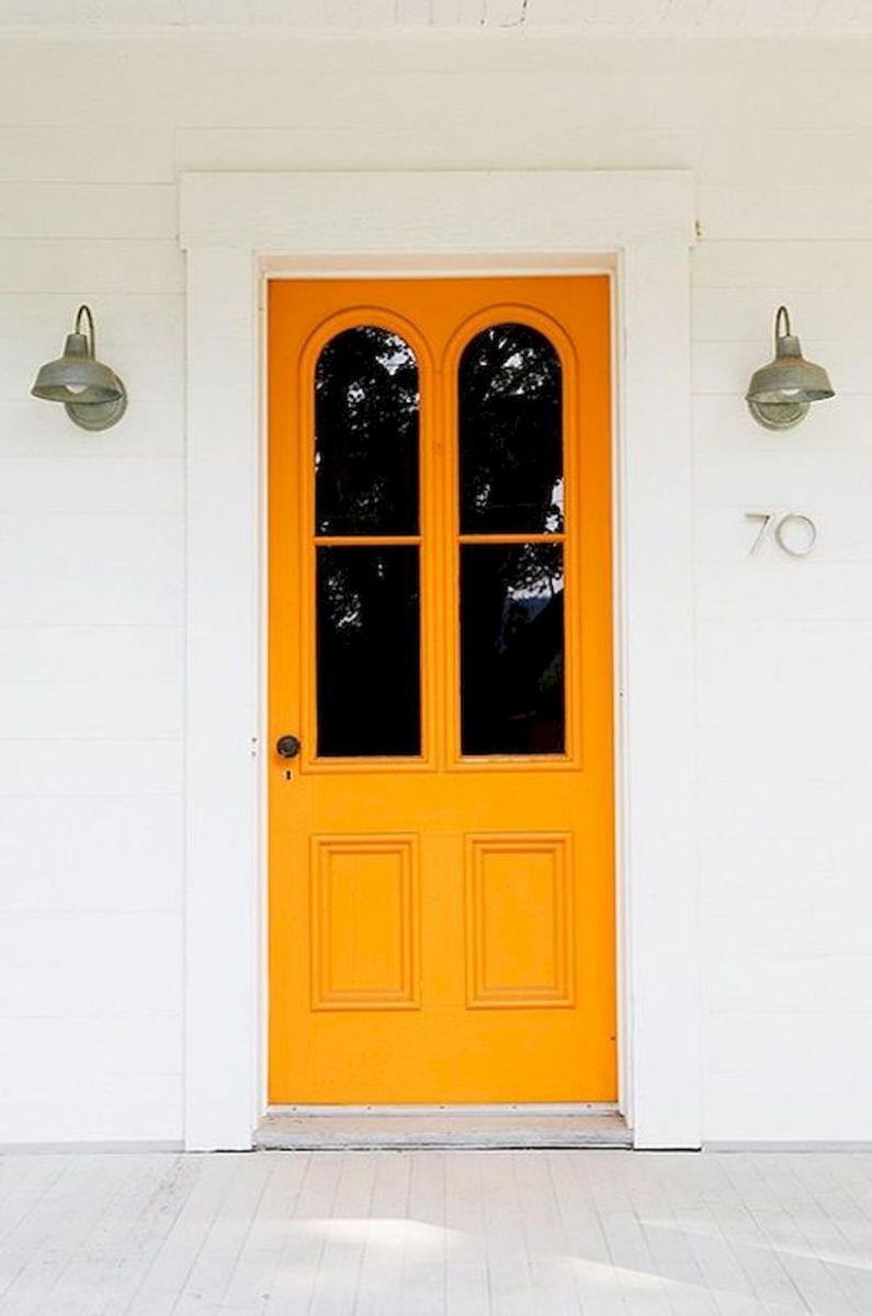 42 Fantastic Front Door Colors Design Ideas (11)