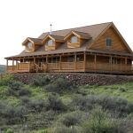 44 Best Log Cabin Homes Plans One Story (17)