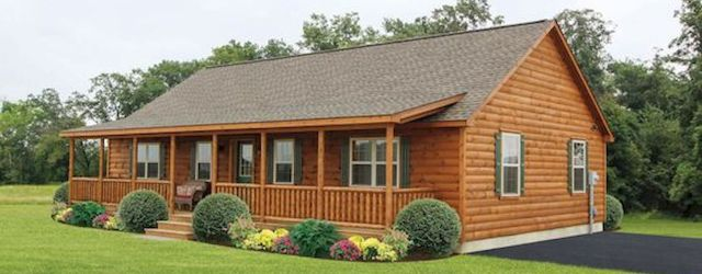 44 Best Log Cabin Homes Plans One Story (19)