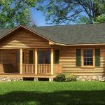 44 Best Log Cabin Homes Plans One Story (31)