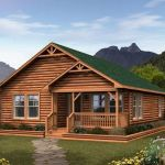 44 Best Log Cabin Homes Plans One Story (39)