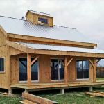 44 Best Log Cabin Homes Plans One Story (5)