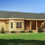 44 Best Log Cabin Homes Plans One Story (6)