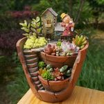 47 Amazing Miniature Garden Design Ideas (37)