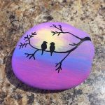 52 Best DIY Painted Rocks Remodel Ideas Perfect For Beginners (53)