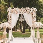 54 Beautiful Garden Wedding Design Ideas And Decor (36)